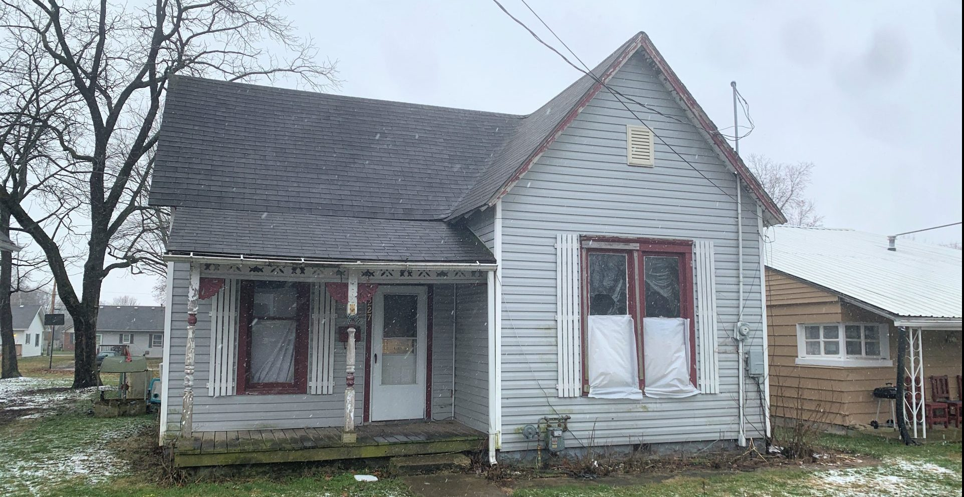 Downtown Greenfield FLIP Opportunity